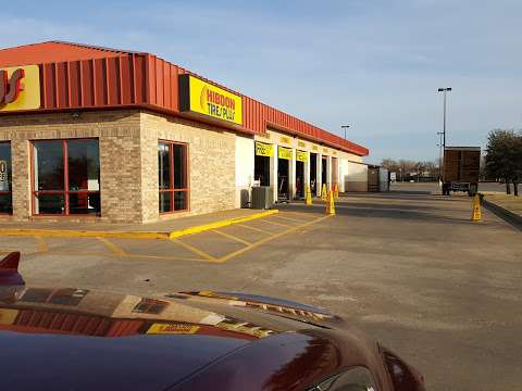 Hibdon Tires Plus At 6625 Southwest 3rd Street In Oklahoma City